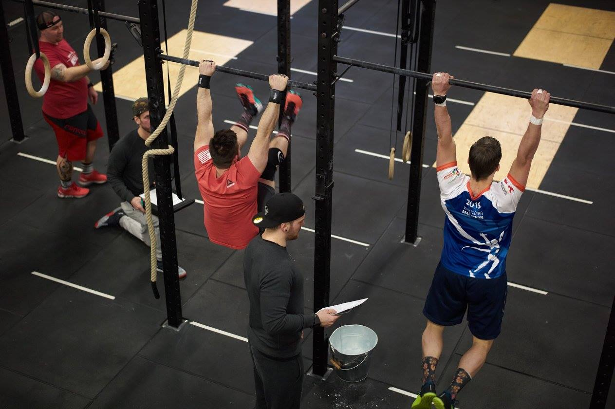AMBOSS CrossFit – STRIKE THE IRON WHILE IT\'S HOT